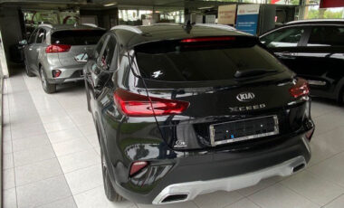 Kia xceed plug-in